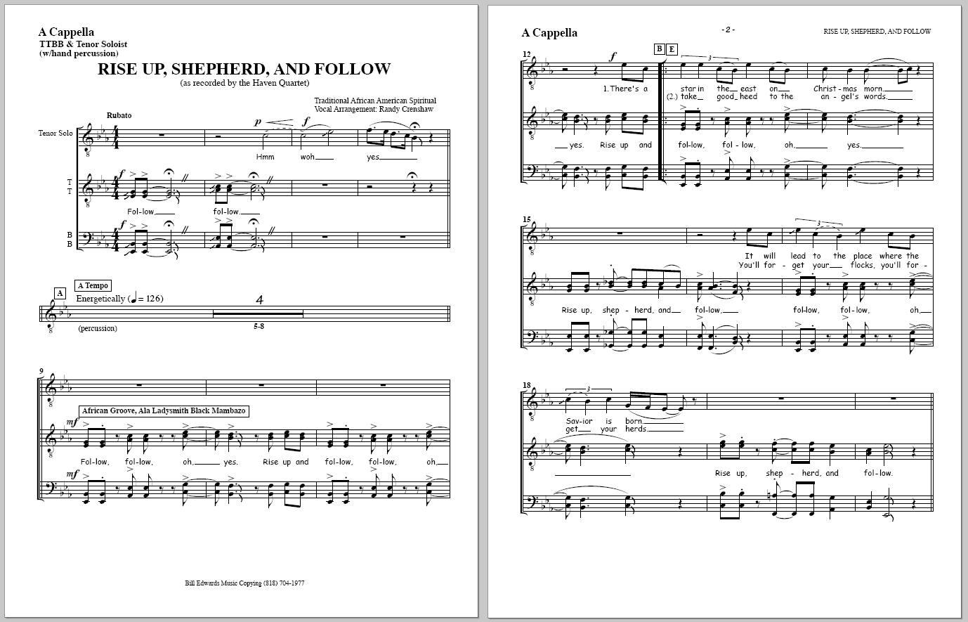 little jazz mass pdf